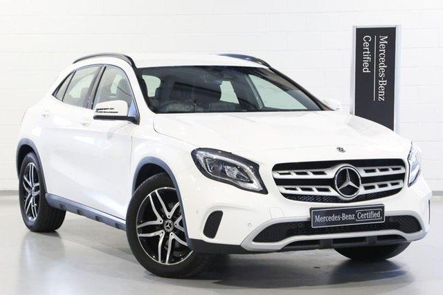 Used Mercedes-Benz GLA-Class GLA180 DCT, Warwick Farm, 2018 Mercedes-Benz GLA-Class GLA180 DCT Wagon