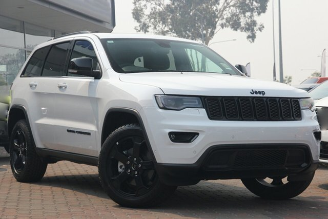 Demonstrator, Demo, Near New Jeep Grand Cherokee Upland, Narellan, 2019 Jeep Grand Cherokee Upland Wagon