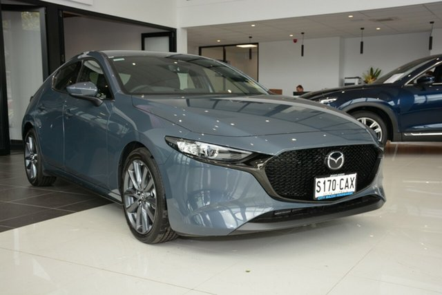 Demonstrator, Demo, Near New Mazda 3 G20 SKYACTIV-MT Touring, Cheltenham, 2019 Mazda 3 G20 SKYACTIV-MT Touring Hatchback