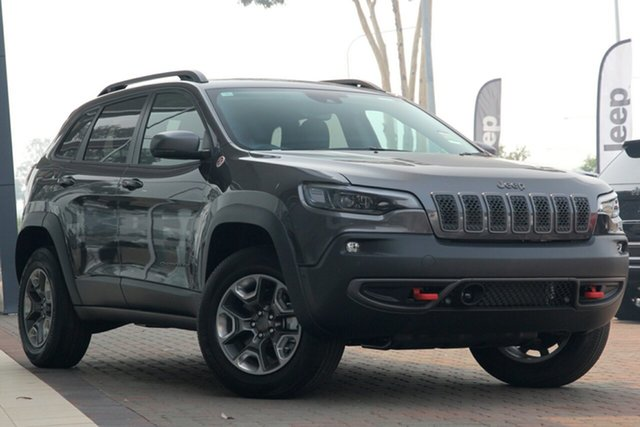 Discounted Demonstrator, Demo, Near New Jeep Cherokee Trailhawk, Narellan, 2019 Jeep Cherokee Trailhawk Wagon