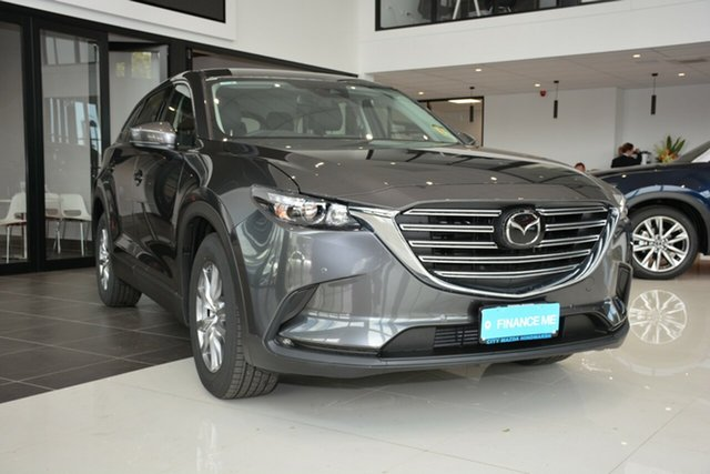 Demonstrator, Demo, Near New Mazda CX-9 Touring SKYACTIV-Drive, Cheltenham, 2019 Mazda CX-9 Touring SKYACTIV-Drive Wagon