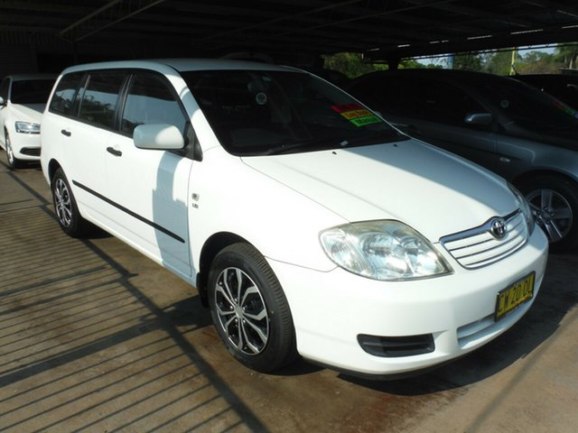 Used Toyota Corolla Ascent, East Lismore, 2006 Toyota Corolla Ascent ZZE122R Wagon