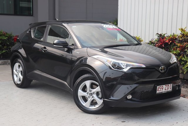 Used Toyota C-HR S-CVT 2WD, Cairns, 2018 Toyota C-HR S-CVT 2WD Wagon