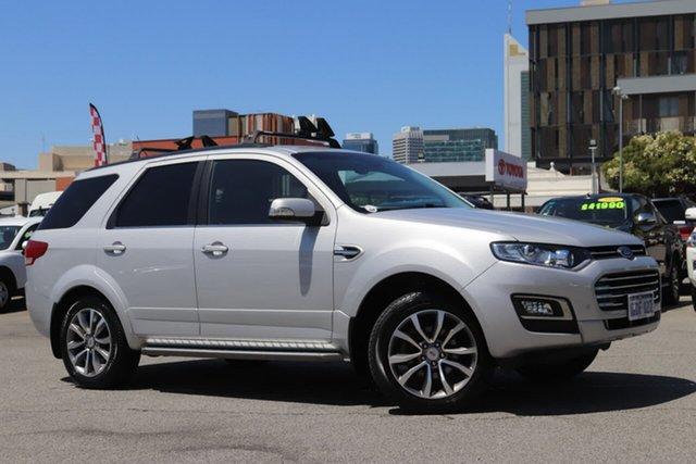 Used Ford Territory Titanium (RWD), Northbridge, 2016 Ford Territory Titanium (RWD) Wagon