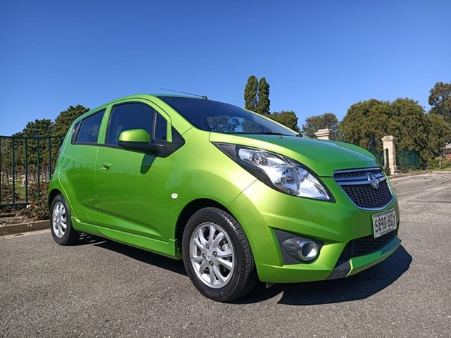 Used Holden Barina Spark CD, Enfield, 2014 Holden Barina Spark CD Hatchback