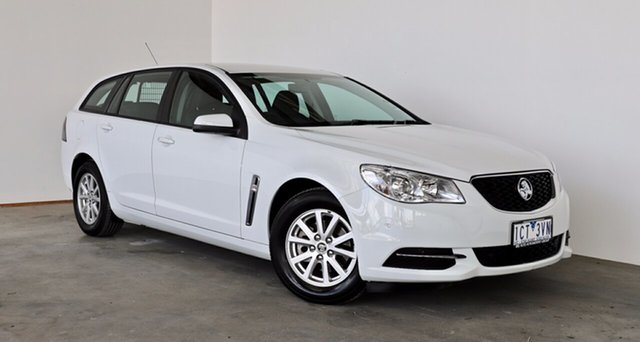 Used Holden Commodore Evoke Sportwagon, Thomastown, 2014 Holden Commodore Evoke Sportwagon Wagon