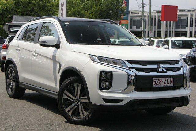 Demonstrator, Demo, Near New Mitsubishi ASX Exceed 2WD, Toowong, 2019 Mitsubishi ASX Exceed 2WD Wagon