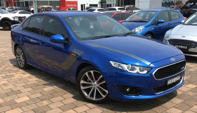 Used Ford Falcon XR6, Warwick Farm, 2014 Ford Falcon XR6 Sedan