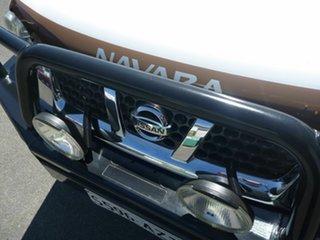2011 Nissan Navara ST-R Utility.