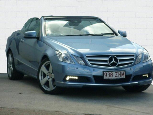 Used Mercedes-Benz E350 Avantgarde, Moorooka, 2011 Mercedes-Benz E350 Avantgarde Cabriolet