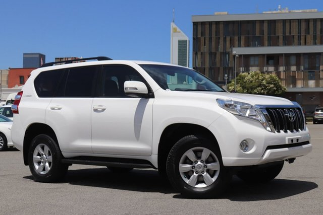 Used Toyota Landcruiser Prado GXL (4x4), Northbridge, 2015 Toyota Landcruiser Prado GXL (4x4) Wagon