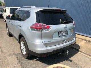 2015 Nissan X-Trail ST-L Wagon.