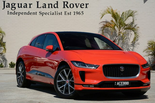 Used Jaguar I-Pace EV400 AWD HSE First Edition, Welshpool, 2018 Jaguar I-Pace EV400 AWD HSE First Edition Wagon