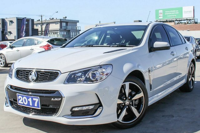 Used Holden Commodore SS, Coburg North, 2017 Holden Commodore SS Sedan