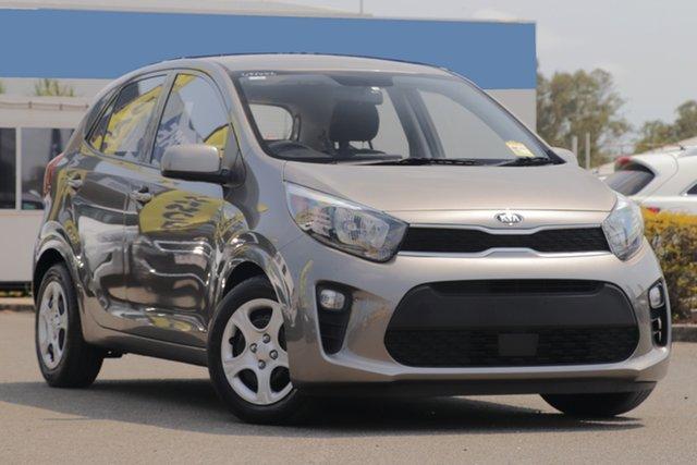 Used Kia Picanto S, Bowen Hills, 2018 Kia Picanto S Hatchback
