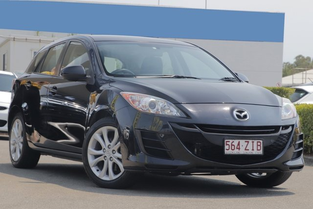 Used Mazda 3 Maxx Activematic, Bowen Hills, 2011 Mazda 3 Maxx Activematic Hatchback