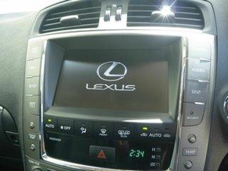 2010 Lexus IS IS250 Prestige Sedan.