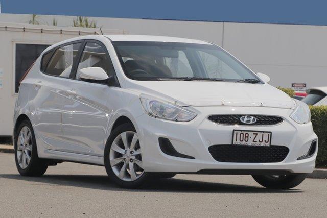 Used Hyundai Accent Sport, Bowen Hills, 2018 Hyundai Accent Sport Hatchback