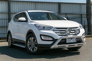 Used Hyundai Santa Fe Active, Oakleigh, 2015 Hyundai Santa Fe Active DM2 MY15 Wagon