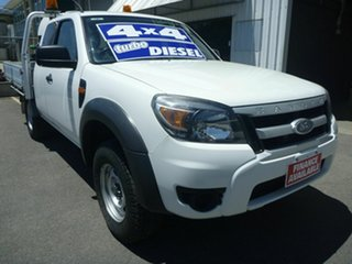 2010 Ford Ranger XL Super Cab Cab Chassis.