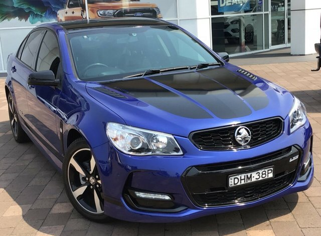 Discounted Used Holden Commodore SS Black, Warwick Farm, 2016 Holden Commodore SS Black Sedan