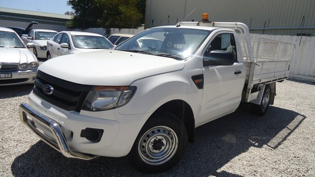 Used Ford Ranger XL 4x2, Seaford, 2012 Ford Ranger XL 4x2 Cab Chassis
