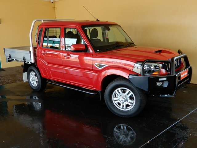 New Mahindra Pik-Up 4WD, Toowoomba, 2019 Mahindra Pik-Up 4WD Dual Cab Chassis