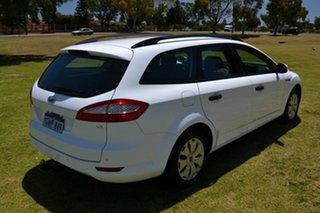 2010 Ford Mondeo LX Wagon.