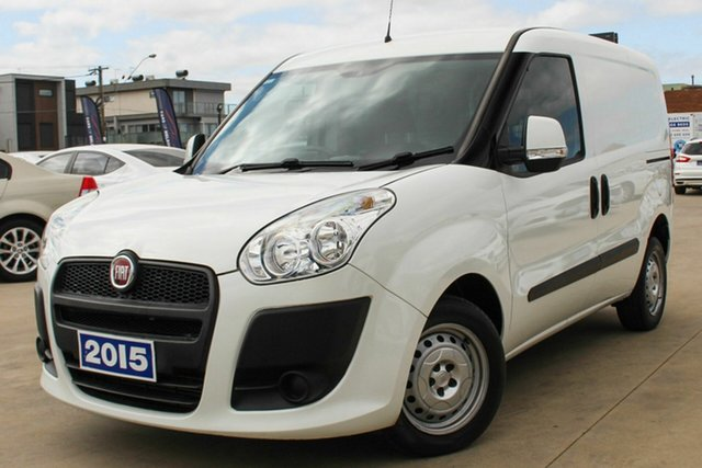 Discounted Used Fiat Doblo Low Roof SWB Comfort-matic, Coburg North, 2015 Fiat Doblo Low Roof SWB Comfort-matic Van