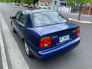 2001 Suzuki Baleno GLX Sedan.