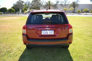 2012 Jeep Compass Sport (4x2) Wagon.