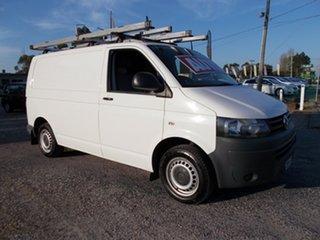 2013 Volkswagen Transporter TDI340 SWB DSG Van.