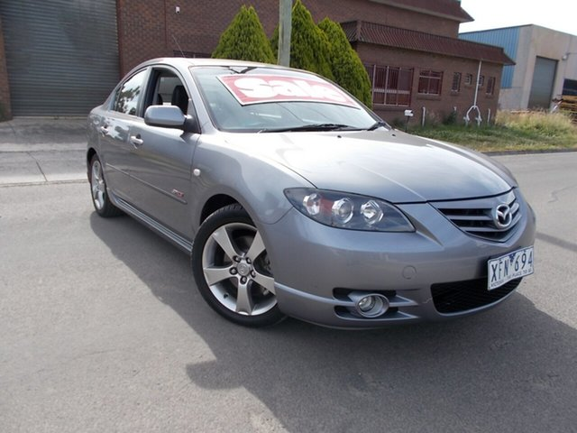 Used Mazda 3 SP23, Bayswater, 2005 Mazda 3 SP23 Sedan