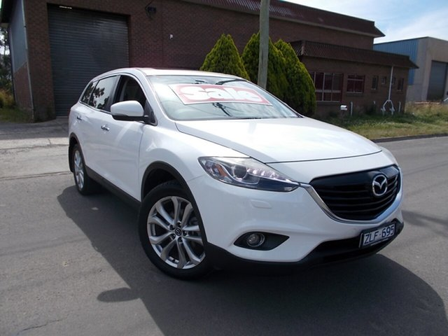Used Mazda CX-9 Grand Touring Activematic AWD, Bayswater, 2012 Mazda CX-9 Grand Touring Activematic AWD Wagon