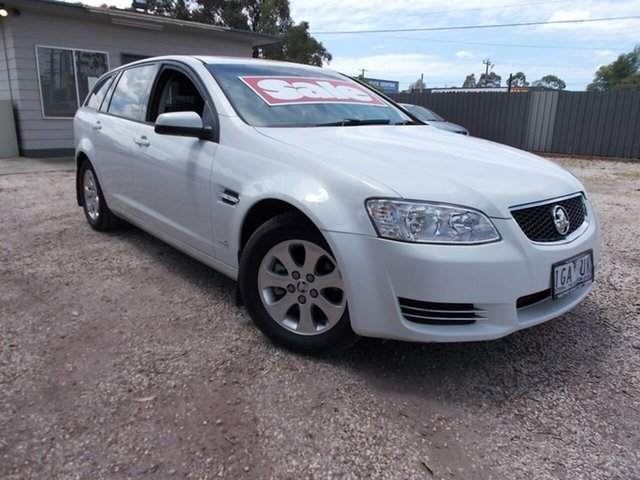 Used Holden Commodore Omega Sportwagon, Bayswater, 2012 Holden Commodore Omega Sportwagon Wagon
