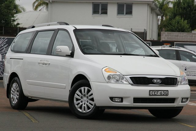 Used Kia Grand Carnival SI, Warwick Farm, 2010 Kia Grand Carnival SI Wagon