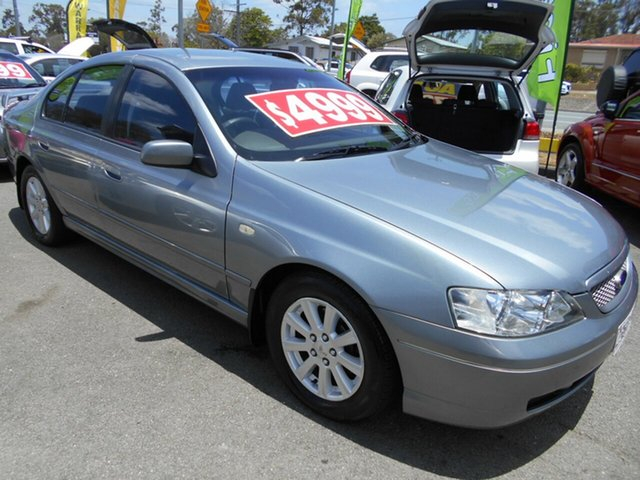 Used Ford Falcon Futura, Slacks Creek, 2004 Ford Falcon Futura Sedan