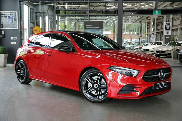 Used Mercedes-Benz A-Class A250 DCT, North Melbourne, 2019 Mercedes-Benz A-Class A250 DCT Hatchback