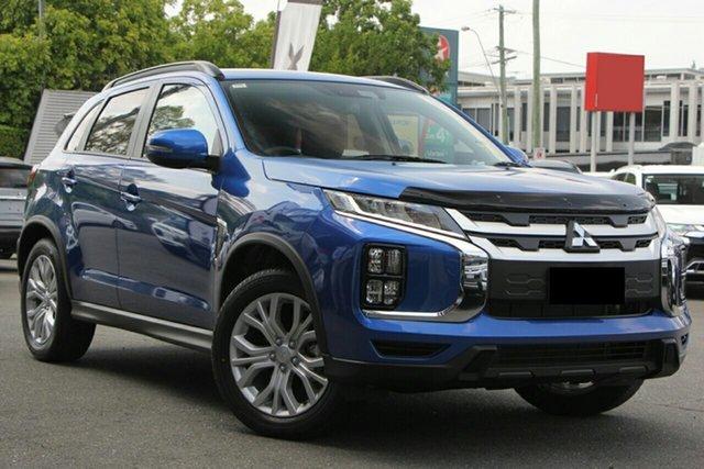 Demonstrator, Demo, Near New Mitsubishi ASX LS 2WD, Bowen Hills, 2019 Mitsubishi ASX LS 2WD Wagon