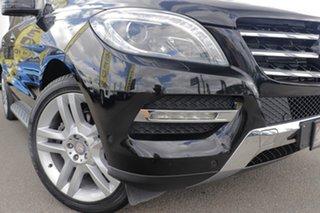 2014 Mercedes-Benz M-Class ML250 BlueTEC 7G-Tronic + Wagon.