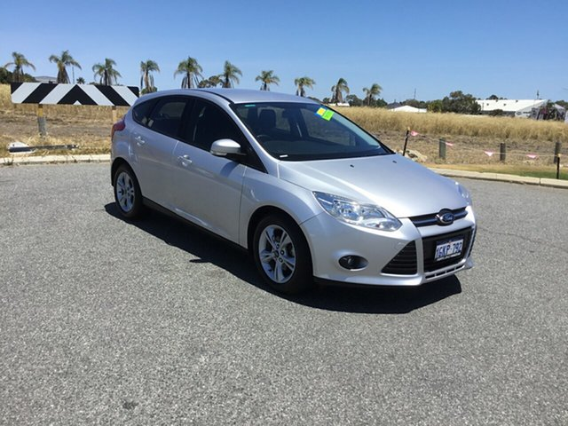 Used Ford Focus Trend, Wangara, 2012 Ford Focus Trend Hatchback