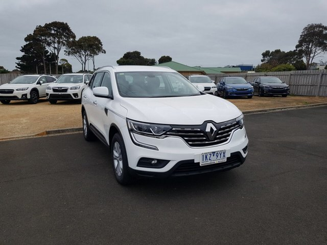 Used Renault Koleos, Warrnambool East, 2017 Renault Koleos Wagon