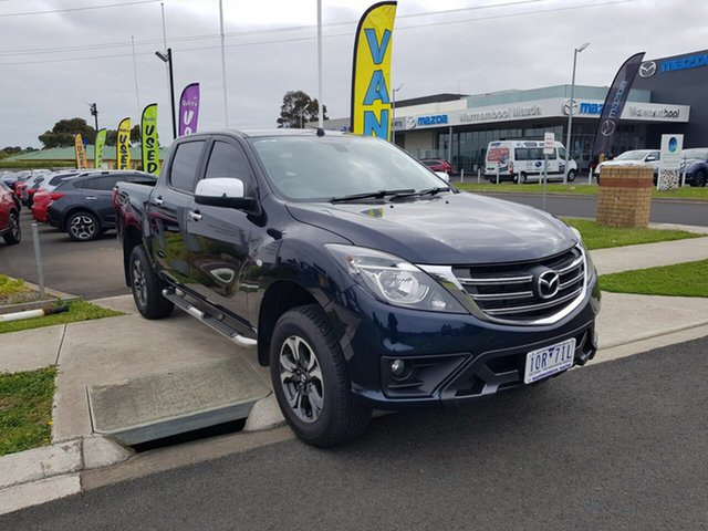 Used Mazda BT-50, Warrnambool East, 2018 Mazda BT-50 Utility