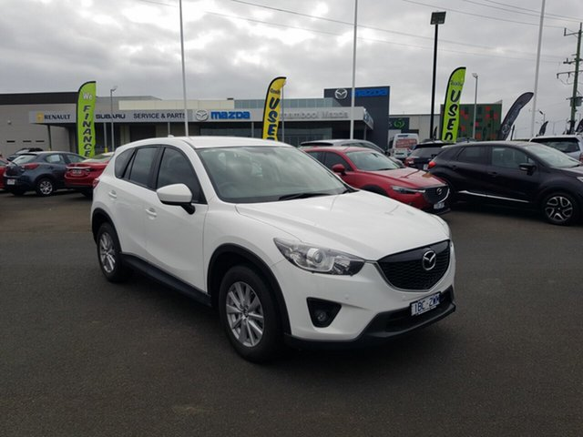 Used Mazda CX-5, Warrnambool East, 2014 Mazda CX-5 Wagon