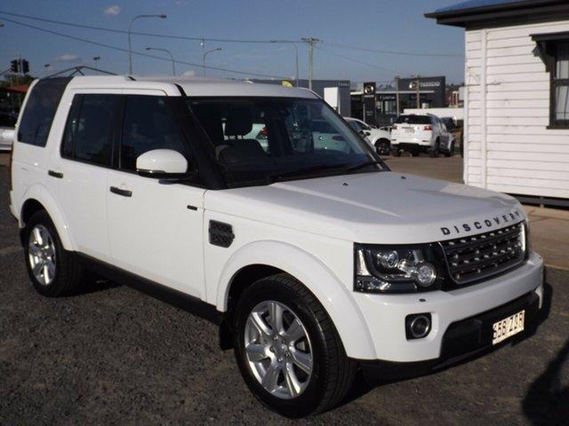Used Land Rover Discovery SDV6 SE, Toowoomba, 2016 Land Rover Discovery SDV6 SE Wagon