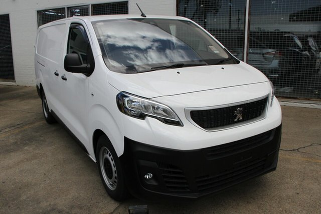 Demonstrator, Demo, Near New Peugeot Expert 180 HDi Long, Bowen Hills, 2018 Peugeot Expert 180 HDi Long Van