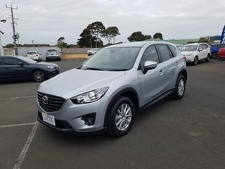 2016 Mazda CX-5 Wagon.