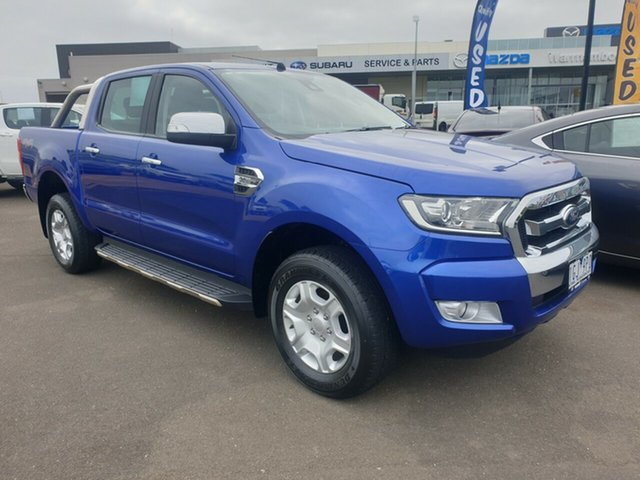 Used Ford Ranger, Warrnambool East, 2016 Ford Ranger Utility