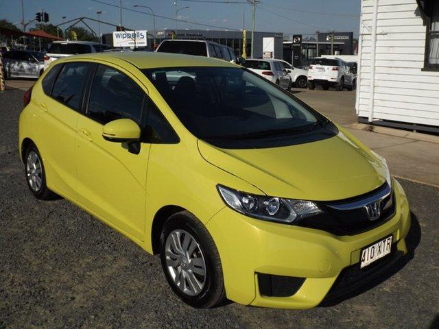 Used Honda Jazz VTi, Toowoomba, 2015 Honda Jazz VTi Hatchback