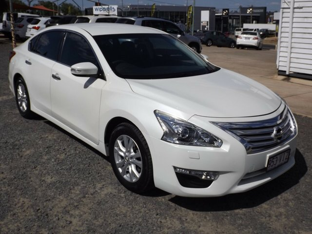 Used Nissan Altima ST X-tronic, Toowoomba, 2015 Nissan Altima ST X-tronic Sedan